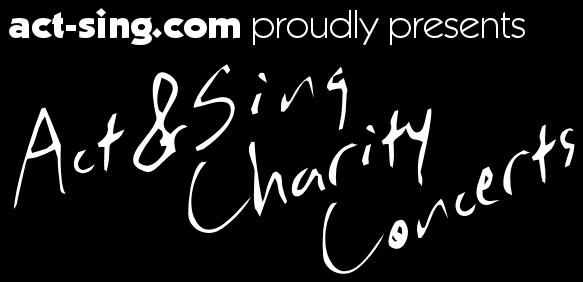 Act&Sing Charity Concerts